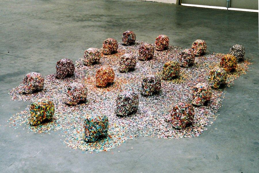 installation, 2004