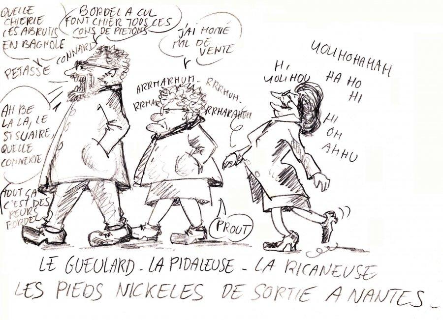 Ginette et René