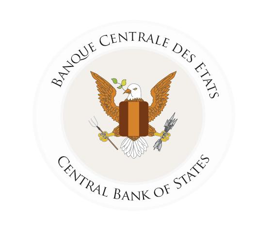 """Banque centrale des Etats """"Institution rattaché à l'Union des Etats"""""""