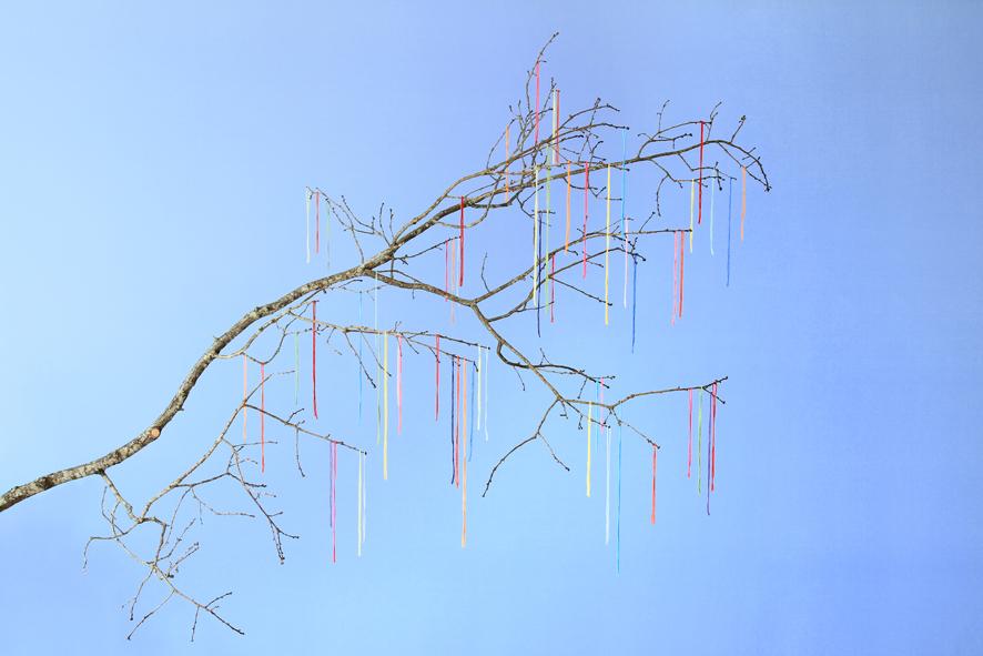 Sur la terre comme au ciel, Centre d'art contemporain de Pontmain.