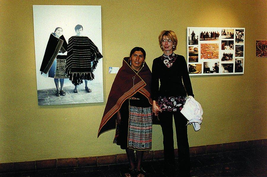 Maria et Ignacio, 2001