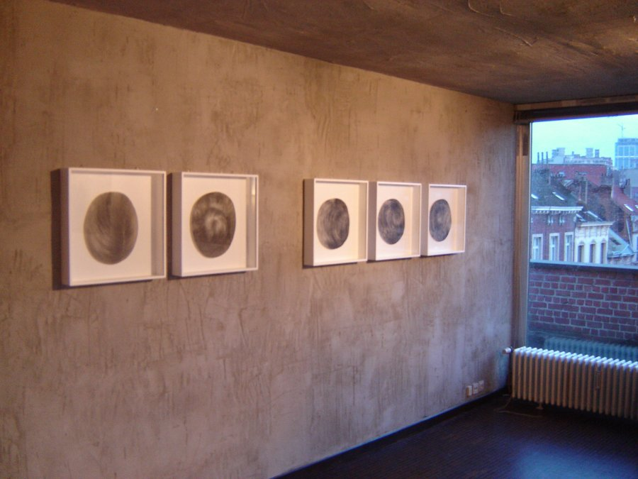 Vues d'expositions