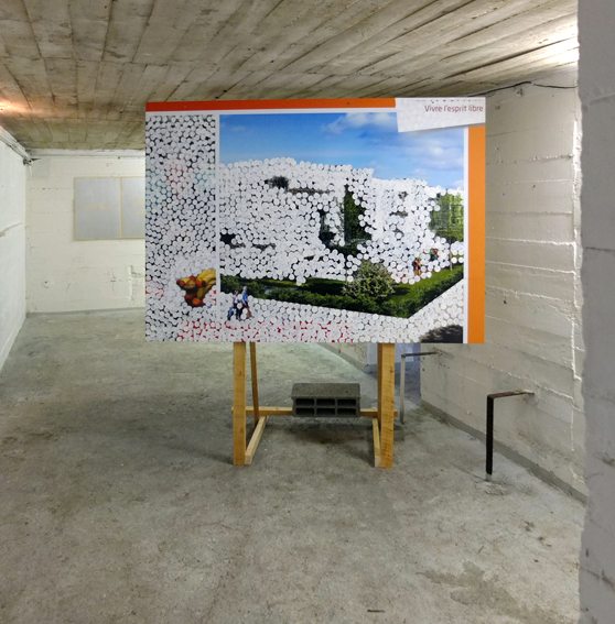 Exposition « Translocation »