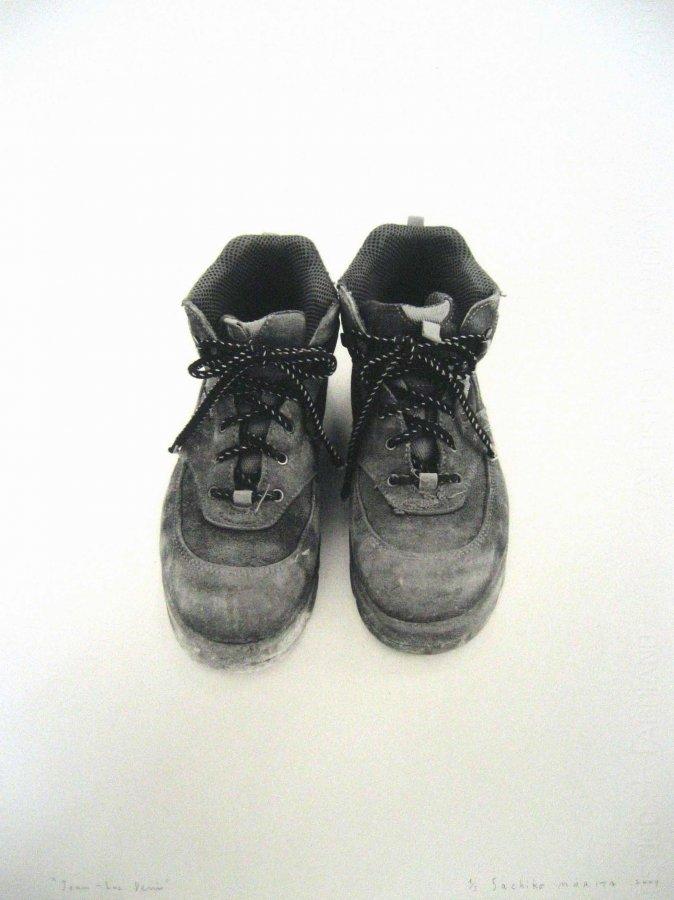 Portraits-chaussures / Melle