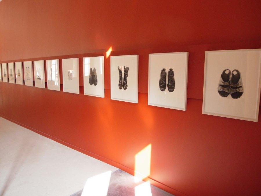 Portraits-chaussures /  Lavausseau