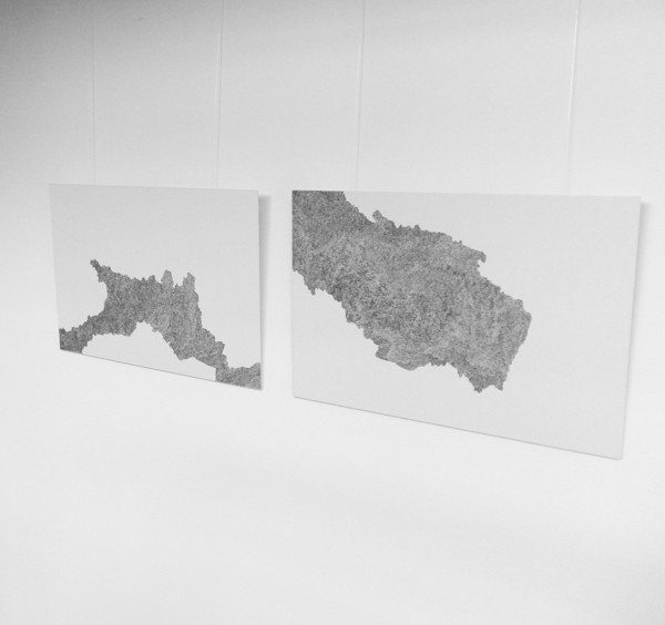 Cartographies abstraites