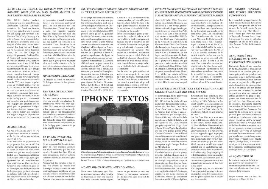 IphoneTextos #1&2
