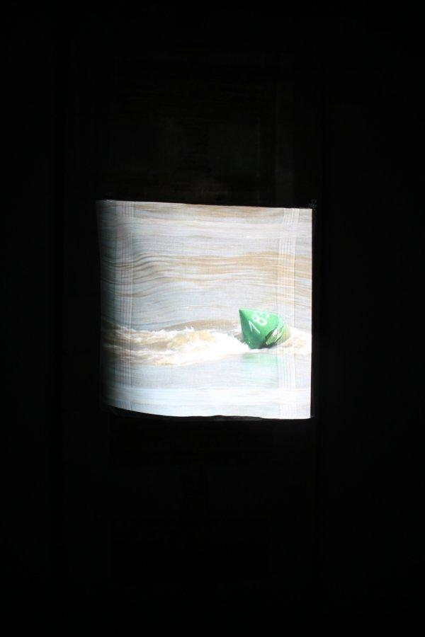 résidence écriture de lumière, centre d'art de Montrelais, 2014