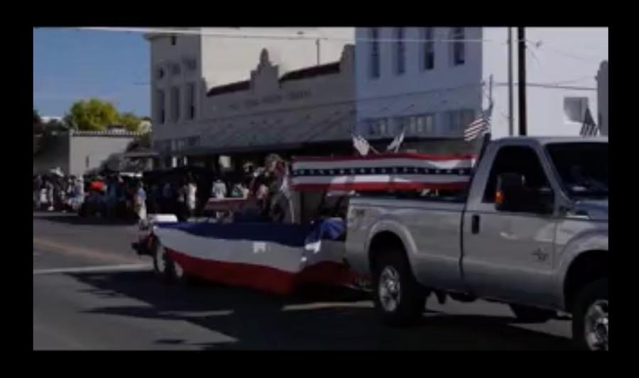 Marfa Parade