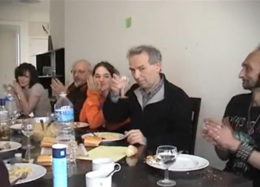 Rencontres à Saint-Nazaire – le repas
