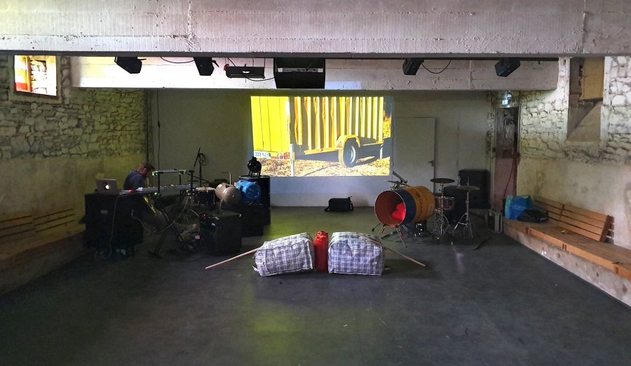 Ebrèchements Live – Performances / Créations sonores, 2019, 2021