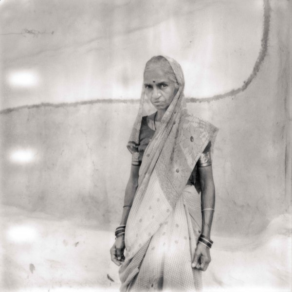 Polaroïds indiens: one picture only