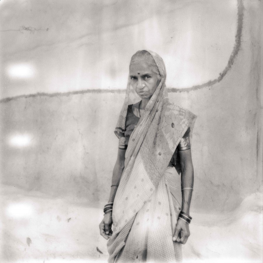 Portraits indiens. One picture only