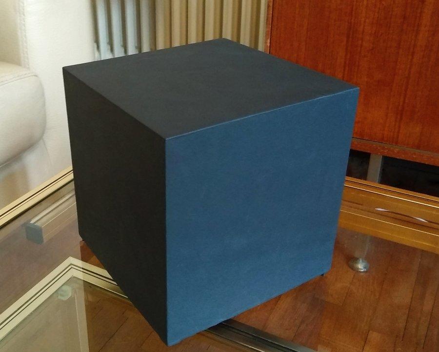 White cube 2.0