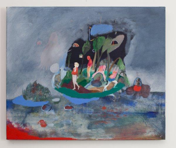Exposition collective France-Lituanie – L'homme et le poisson