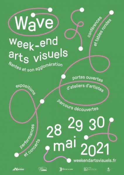Le Wave (Week-end arts visuels)